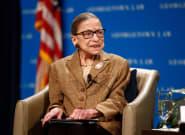 Ruth Bader Ginsburg, doyenne de la Cour Suprême américaine, est