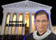 Mort de Ruth Bader Ginsburg: rassemblement spontané devant la Cour