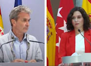 Fernando Simón responde a la frase de Díaz Ayuso que más revuelo ha