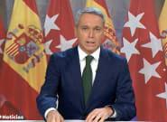 Vicente Vallés sorprende al remarcar hasta dos veces un detalle de la reunión entre Díaz Ayuso y