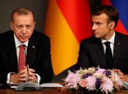 Au téléphone, Macron appelle Erdogan à la désescalade en