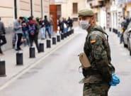 Las fuerzas de seguridad del Estado se desplegarán el lunes en