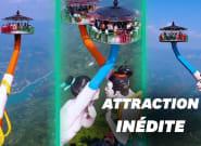 Cette attraction en Chine est aussi insolite que