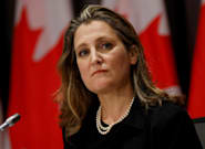 Canada's Budget Deficit To Hit $330 Billion Amid Pandemic: