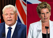 Doug Ford And Kathleen Wynne's Warm Exchange Is The 2020 Moment No One Saw