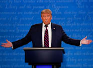Los 5 momentos más racistas de Trump durante el primer debate