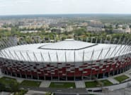 En Pologne, le stade de Varsovie transformé en hôpital