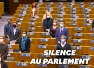 Une minute de silence pour Samuel Paty au Parlement