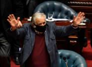 Mujica se despide como senador: