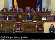 Lo que hace Suárez Illana mientras habla Pedro Sánchez no pasa desapercibido: y se lo dice a su