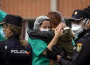 España supera el millón de casos de coronavirus: 16.973 más en un solo