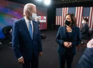 Detienen a un hombre por amenazar de muerte a Biden, Harris y a los votantes