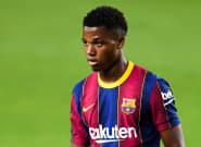 El diario 'ABC' se disculpa con Ansu Fati, futbolista del Barça, tras llamarle