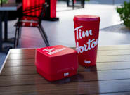 Tim Hortons Tests Returnable Coffee Cups And