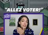 Alexandria Ocasio-Cortez en direct sur Twitch pour faire passer un