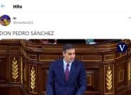 Los 30 segundos de Pedro Sánchez en el Congreso que arrasan en