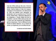 Charlie Hebdo répond à Ménard qui placarde ses