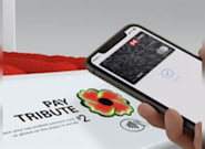 Royal Canadian Legion Rolls Out Cashless Donation Boxes For