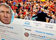 La contraseña en Twitter de Trump es