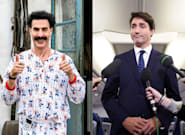 'Borat 2' Takes Aim At The Justin Trudeau Blackface And Brownface