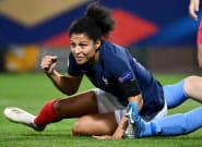 Bleues: Valérie Gauvin a marqué le but le plus rapide de l'histoire de