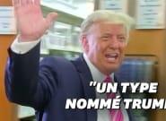 Trump a voté par anticipation à West Palm Beach, en