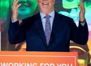 NDP Win Majority Government In British Columbia