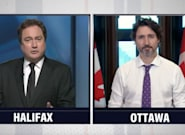Trudeau Ducks Trump Questions During '22 Minutes'