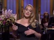 Adele reaparece en televisión bromeando sobre su cambio físico:
