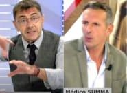 Joaquín Prat estalla contra Juan Carlos Monadero por una crítica en directo:
