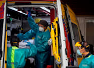 España alcanza el récord de casos en un día desde que comenzó la pandemia, con