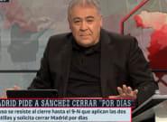 El cabreo mayúsculo de Ferreras contra este líder político nada más empezar 'Al Rojo Vivo':