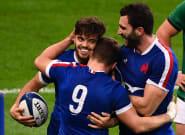 La France bat l'Irlande, mais termine 2e du Tournoi des 6