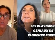 Florence Foresti tue l'ennui du confinement avec des playbacks