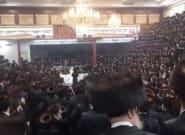 Polémica en Nueva York: se filtran vídeos de una boda judía secreta con más de 7.000 personas sin