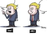 Présidentielle américaine: s'avouer vaincu sans être un loser, pas facile pour Donald