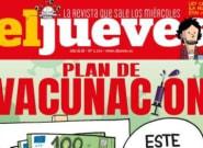 La controvertida portada de 'El Jueves':