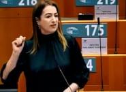 Una eurodiputada denuncia que no se hable del tema catalán en el Parlamento