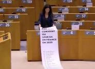 Féminicides en France: Manon Aubry fait le décompte glaçant des