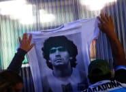 Personalidades de todo el mundo lloran la muerte de Maradona: