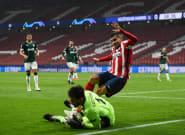 El Atlético no puede con el Lokomotiv