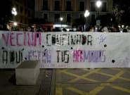 Marchas feministas en Madrid y Bilbao contra la violencia