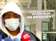Michel, le producteur frappé par des policiers: