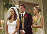 Matthew Perry, Chandler en 'Friends', se compromete con su novia 20 años menor que