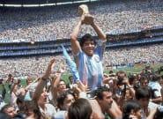 Diego Maradona, ce joueur qui a eu l'audace de traverser les