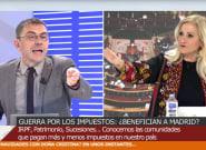 Se masca la tragedia: alta tensión entre Monedero y Cifuentes en 'Cuatro al
