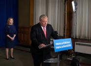 Ontario Reports Record-High COVID-19 Cases Friday Despite 'Cautious