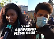 Marche des libertés: Michel Zecler,