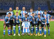 Naples rend hommage à Maradona en portant un maillot