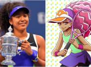Naomi Osaka, star japonaise du tennis, va avoir son